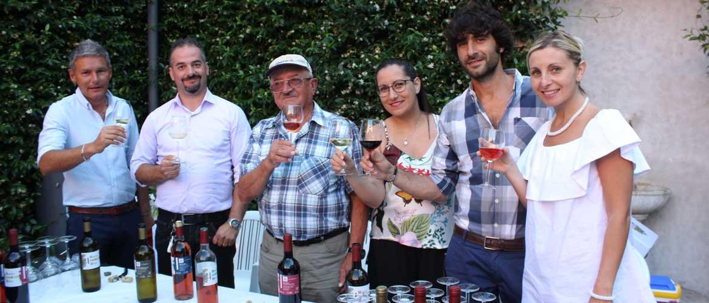 Presentazione della nuova linea dei vini Baldarelli
