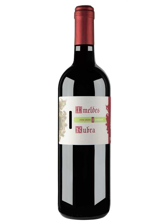 Imeldes Rubra, Rosso Piceno DOP prodotto da Baldarelli