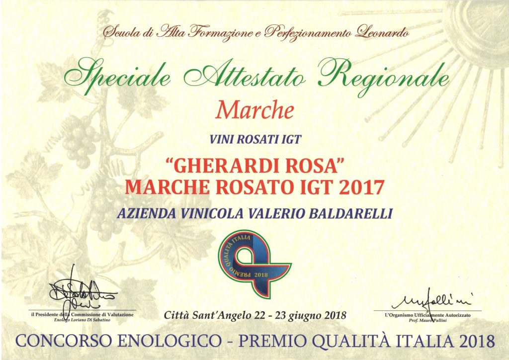 Gherardi 2017
